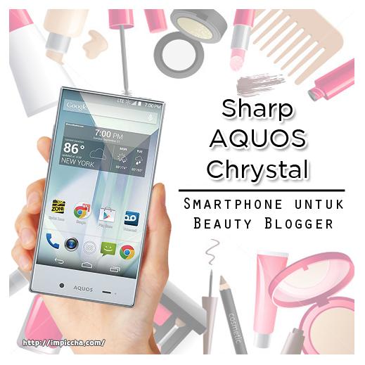 Hal-Hal yang Bisa Saya Lakukan dengan SHARP AQUOS Crystal