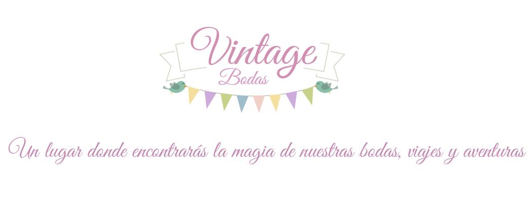Vintage Bodas