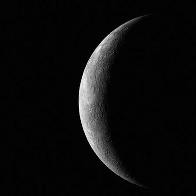 Foto Merkurius Oleh NASA