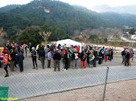 El punt de sortida al Càmping del Pasqualet. Autor: Carlos Albacete