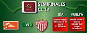 Se definieron las fechas y horarios de las Semifinales del Torneo Clausura . (ascenso mx semifinales necaxa)