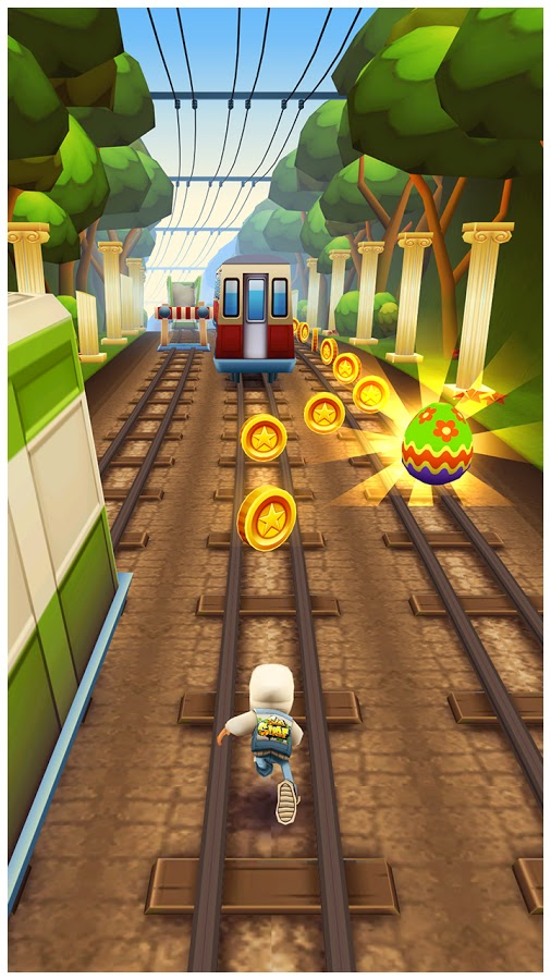 Screenshot Subway Surfers v1.22.0 Rome