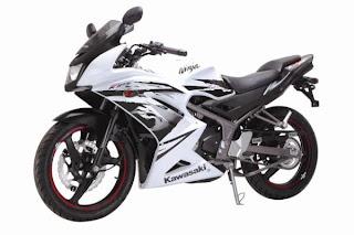 Kawasaki Ninja 150 RR SE