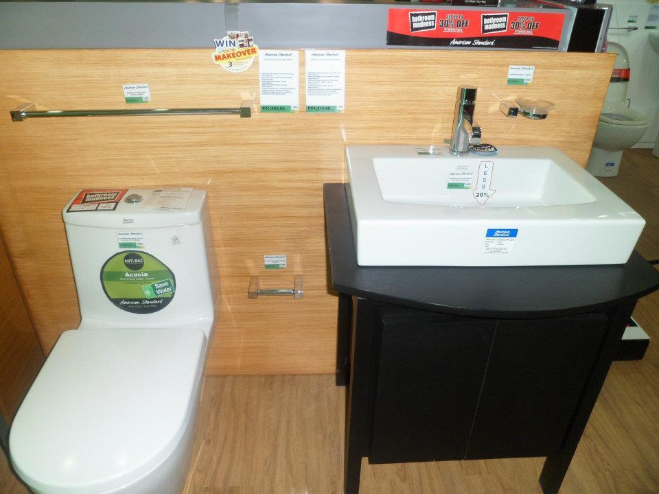 American Standard: Introduced New Line Of Luxury Bathroom Fixtures ...