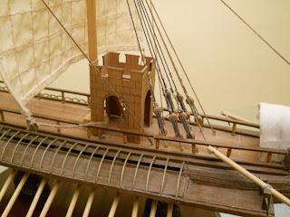 maquetas de barcos de la antigüedad