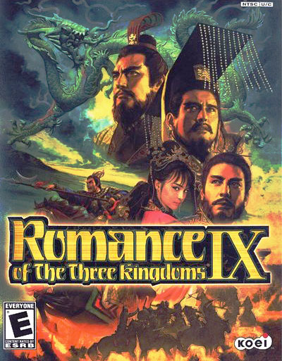 เกมสามก๊ก9 (Romance of the Three Kingdoms IX)
