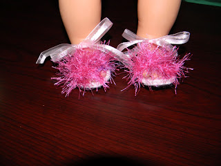 Little Girls Baby Booties
