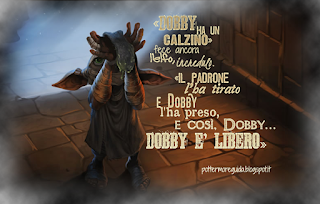 La nostra citazione preferita di Dobby