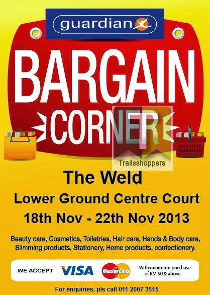 Guardian-Bargain-Corner-The-Weld-KL
