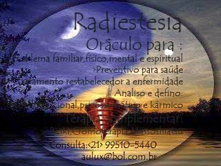 """""""Oráculo pela Radiestesia"""""""