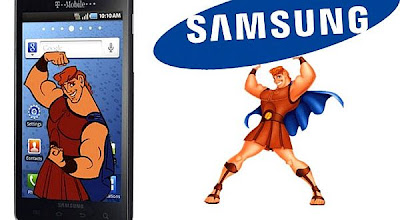 Samsung Galaxy Hercules Ready to Fight iPhone 5