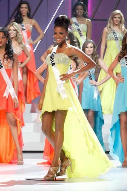 1 A beleza da Miss Universo 2011