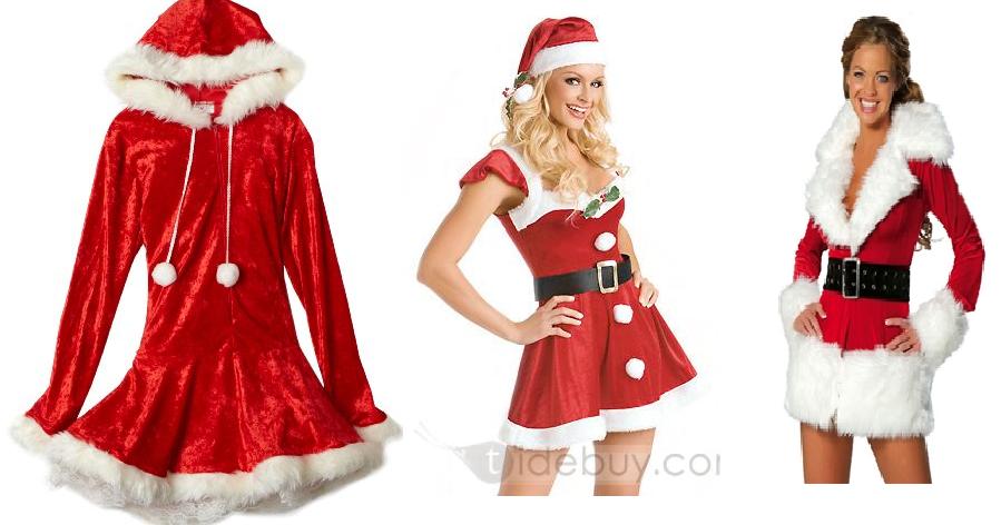 Disfraz de navidad regia y fashion - Disfraz para navidad ...