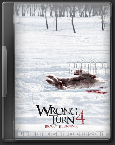 Wrong Turn 4 (BRRip Inglés Subtitulado) (2011)