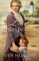 http://www.amazon.com/Love-Unexpected-Beacons-Hope-Hedlund/dp/0764212370/ref=la_B003JLXD6A_1_1?s=books&ie=UTF8&qid=1415898559&sr=1-1