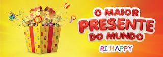 Participar da promoção Ri-Happy dia das crianças 2015