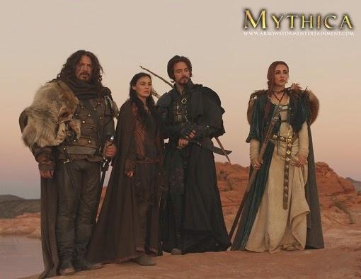 [3GP] Sứ Mệnh Của Các Anh Hùng – Mythica 2015 [Vietsub] Mythica_cast