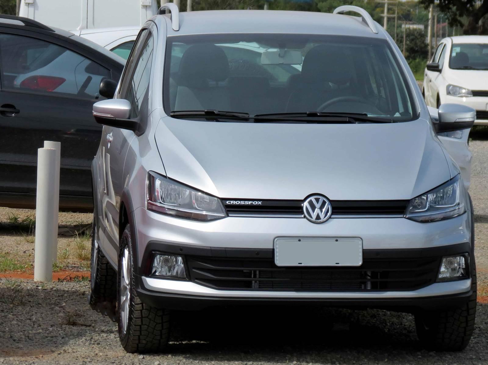 Novo Volkswagen Fox 2015