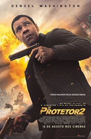 O Protetor 2 BluRay Filmes Torrent Download capa