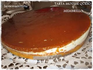 http://lacocinadevirtu.blogspot.com.es/2013/10/tarta-mousse-queso-y-membrillo.html