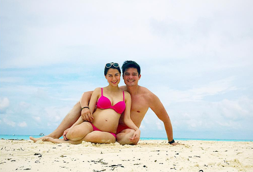 marian Rivera and Ding Dong birthday celebration in Palawan