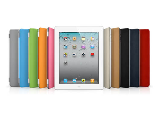 Apple's iPad Outsells HP's PCs in Q1 2012