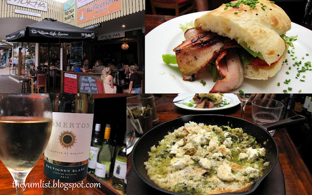 Byron Bay, best restaurants, where to eat in Byron, best cafe, desserts in Byron Bay