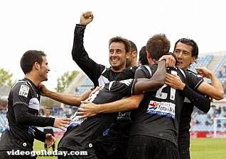 Getafe-Levante 0-1 Michel