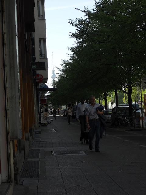 Fernsehturm Frankfurter Allee