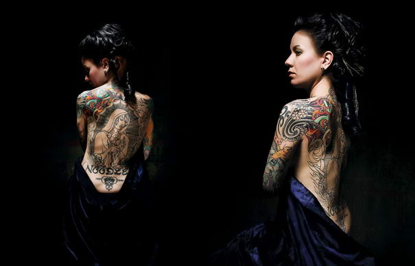 Fotografía de tatuajes