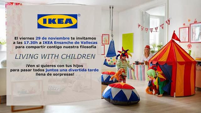 IKEA y los niños_invitación