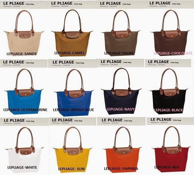 Longchamp Le Pliage Kosmetiikka Laukku : Lauran silmin swag bag