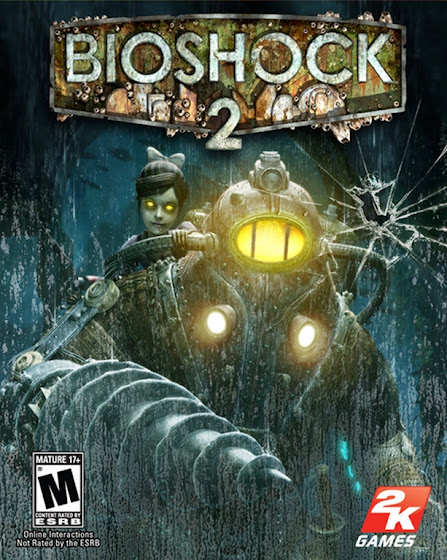 BioShock 2 Most Scariest Horror Video Game