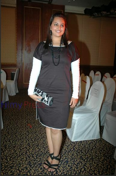 Sonakshi Sinha before weight loos