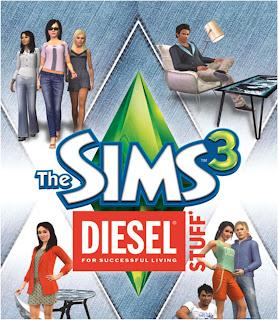 The Sims 3 Diesel Stuff PC Free Full