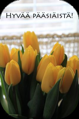 Pääsiäis tulppaanit