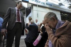 Oι συνταξιούχοι θα πάρουν μόνο μια φορά 120 ευρώ μέσα στην εβδομάδα και μετά...βλέπουμε!