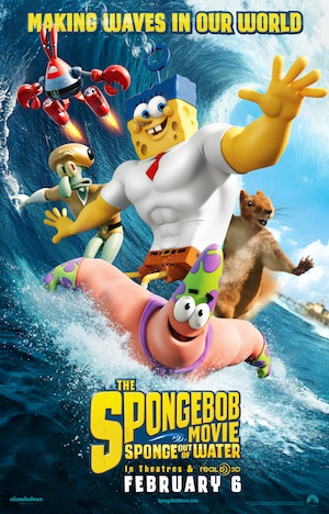 The SpongeBob Movie: Sponge Out of Water Coming to Theaters in 2015  #SpongeBobMovie via www.productreviewmom.com