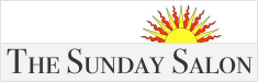 Image: The Sunday Salon Button