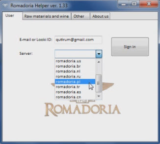 Romadoria Resources Hack