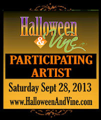 Halloween and Vine Art Show