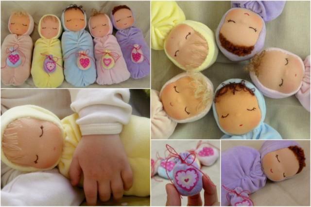 Куклы сплюшки своими руками 142