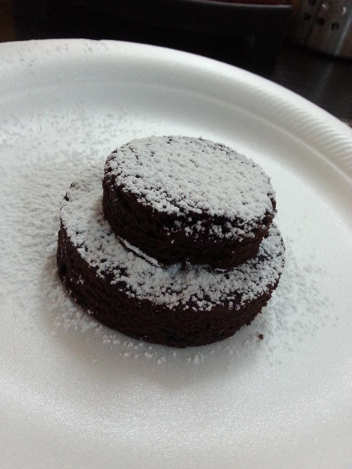 Eggless Belgian Chocolate Cake Recipe