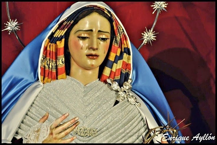 Virgen de los Javieres de hebrea 2014