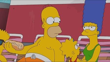 Los Simpson Capitulo 7 Temporada 28 Completo