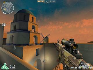 تحميل لعبة الاكشن Cross Fire 1122 اون لاين
