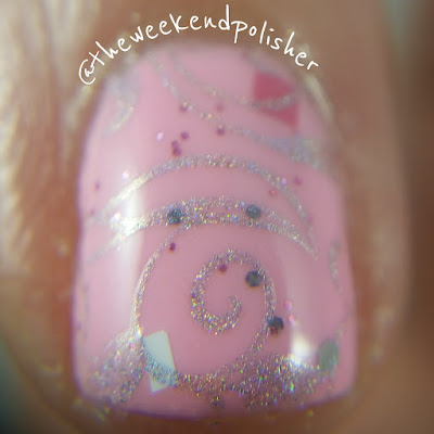Fickle Fairy Potions Girl Fight and M Polish To Have And To Holo