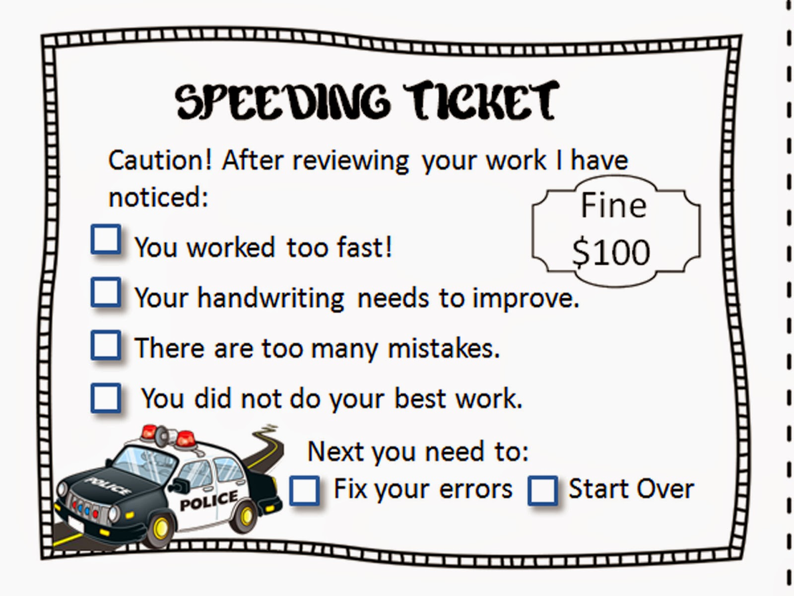 my first speeding ticket First ever speeding ticket i just got my first speeding ticket, and i am freaking out i have a clean driving record (not even a parking ticket) and have never been in trouble with the law before.