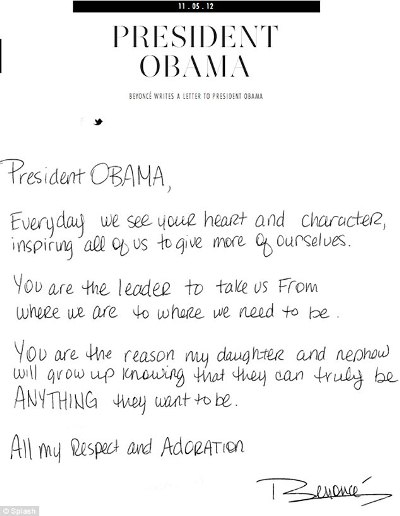 letter to barack obama Write a letter to the president here are a few simple things you can do to make sure your message gets to the white house as quickly as possible.