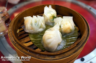 Yan Suy Dumpling at Lucky Rainbow Seafood Restaurant